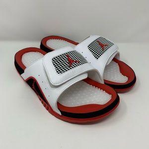 quality design 7a0b9 130df Men Jordan Sandals on Poshmark